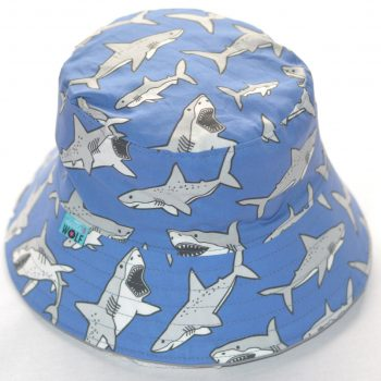 Shark Attack Sunhat